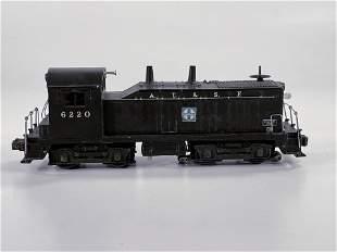 Lionel Postwar #6220 Santa Fe Switcher
