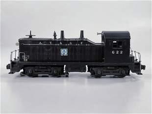 Lionel Postwar #622 Santa Fe Switcher