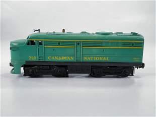 Lionel Postwar #228 Canadian National Powered Alco Unit