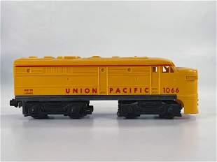 Lionel Postwar #1066 Union Pacific Powered Alco Unit