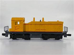 Lionel Postwar #635 Union Pacific Switcher