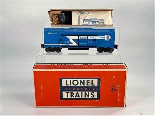Lionel Postwar #3530 Operating Generator Car, with