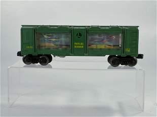Lionel Postwar #3435 Aquariam Car
