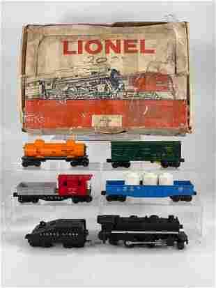 Lionel Postwar #11351 Steam Freight Set