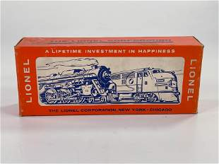 Lionel Postwar #3470 Aerial Target Launching Car