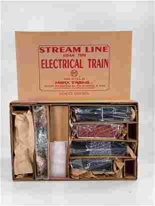 Marx New Remote Control #10251 Train Set