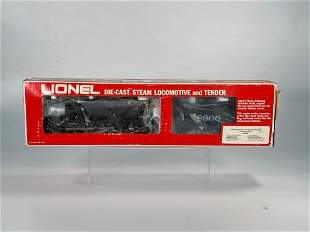 MPC Lionel 6-8900 Famous American Railroad Series Santa