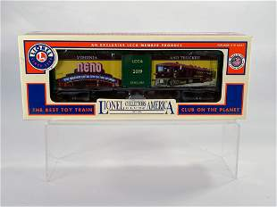 New Lionel #1901440 2019 LCCA Convention Car, with
