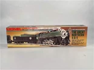 MPC Lionel #6-3100 Great Northern 4-8-4 Die-Cast Steam