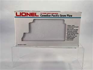 MPC Lionel #6-8264 Canadian Pacific Snowplow