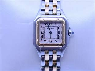 Wristwatch Cartier Panthère