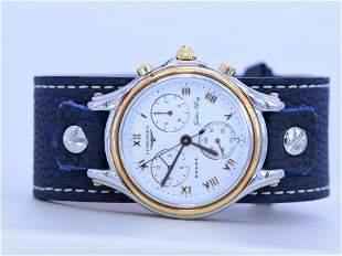 Wristwatch Longines Golden Wing
