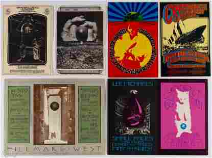 Grab Bag Of 6 Original Postcards