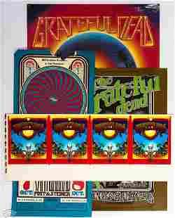 Grab Bag of 4 Grateful Dead Posters