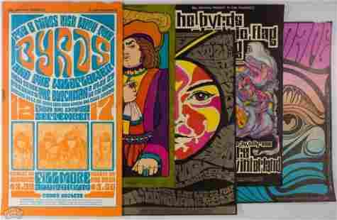 Grab Bag of 5 BG First Printing Posters