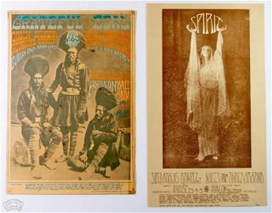 FD-54 & FD-134 Original Posters