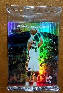 2001 Bowman Best Basketball Pre Production Pack