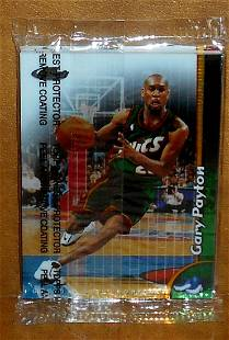 1998 Topps Finest Basketball Pre Production Pack