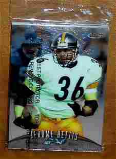 1998 Topps Finest Football Pre Production Pack