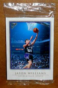 2000 Topps Gallery Pre-Production Basketball Card Pack