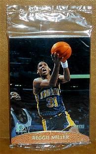 2000 Stadium Club Pre-Production Basketball Card Pack