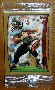 1998 Topps Football Pre Production Pack