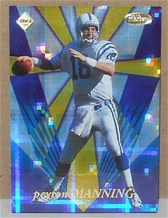 1998 Collector's Edge Peyton Manning