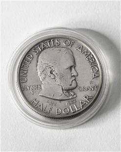 Half Dollar USA. 1922 Ulysses S. Grant Star *