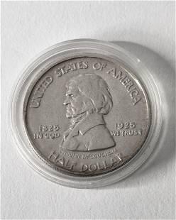 Half Dollar USA 1925 Fort Vancouver Hudson's Bay