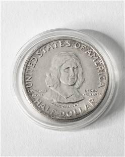 Half Dollar USA 1934 Maryland Tercentenary