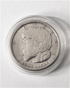 Half Dollar USA 1936 Elgin-Illinois Pioneer Memorial