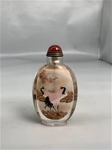 Liu Li Snuff Bottle