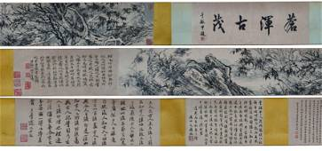 Tao Shi, Ancient Chinese bamboo and stone books