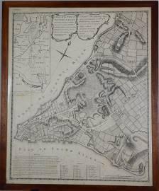 1st edition Montresor Map of New York City