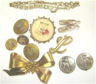 1327 COLLECTION COSTUME JEWELLERY