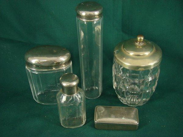 17) ASSORTED OLD GLASS BOTTLES Jun 28