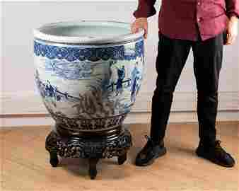 CHINE - XVIIIe siècle ou début du XIXe