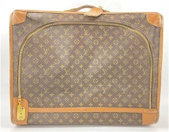 Vintage Louis Vuitton Soft Case Overnight Luggage