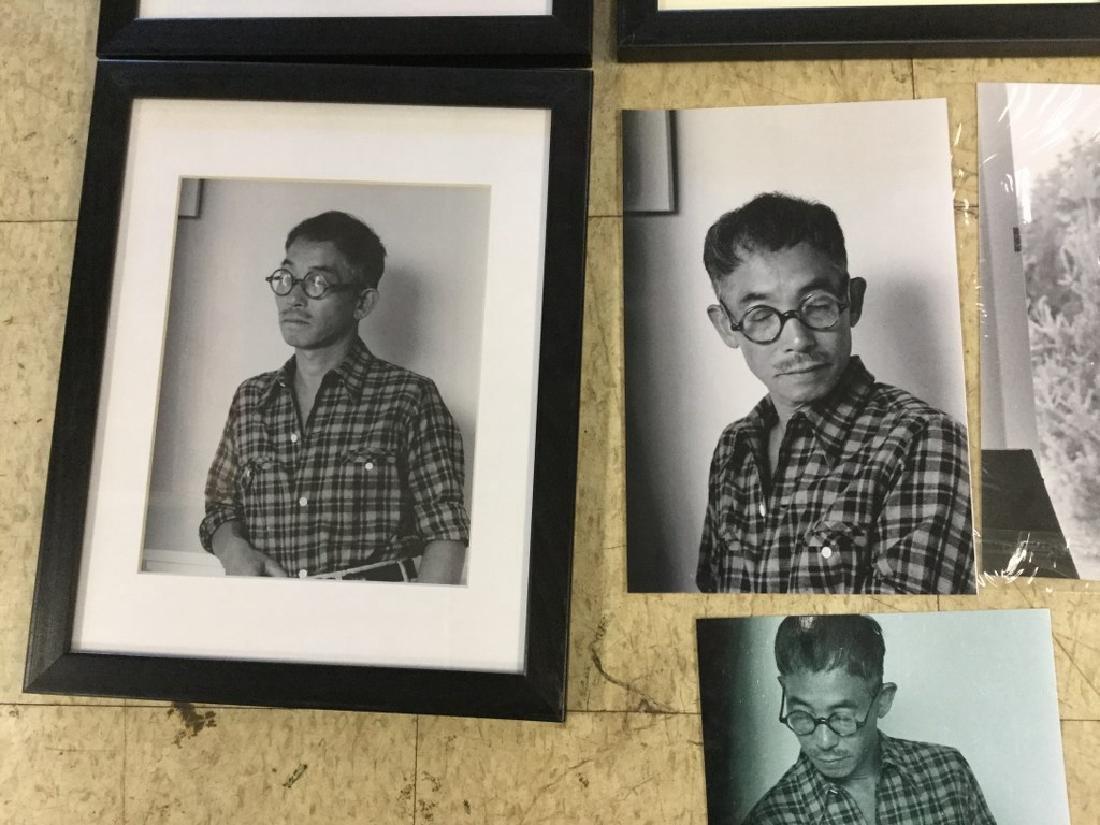6 REPRODUCED PHOTOGRAPHS INCLUDING SILVER GELATIN PRINT - 3