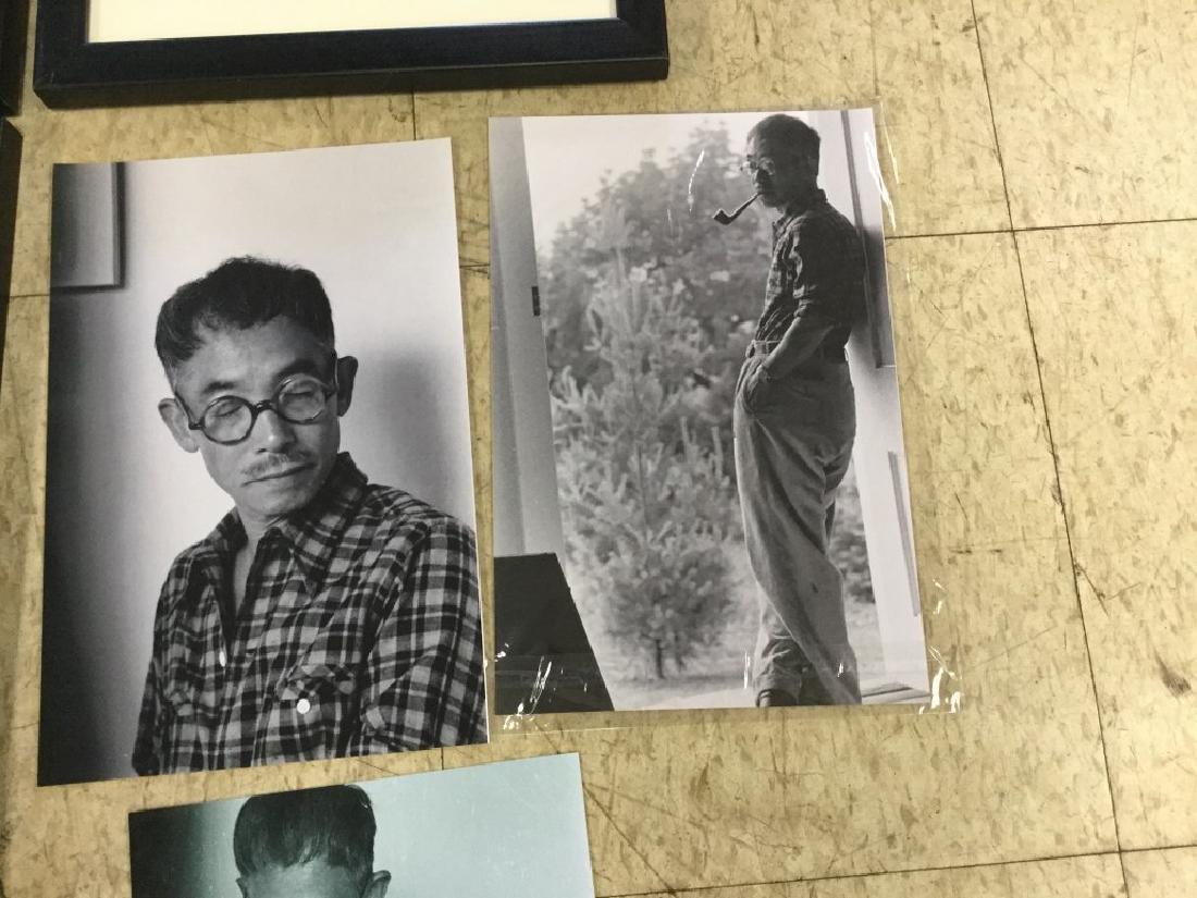 6 REPRODUCED PHOTOGRAPHS INCLUDING SILVER GELATIN PRINT - 5