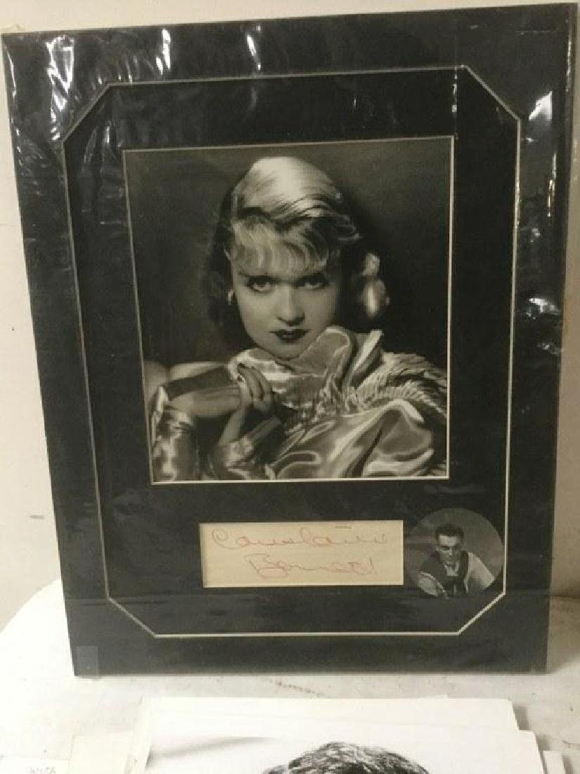 BOXLOT OF 100'S OF VINTAGE MOVIE PRESS PHOTOGRAPHS AND - 8