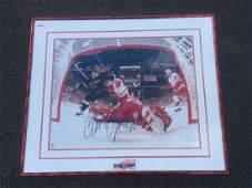 CHRIS OSGOOD LIMITED EDITION SIGNED PHOTOGRAPH 20100