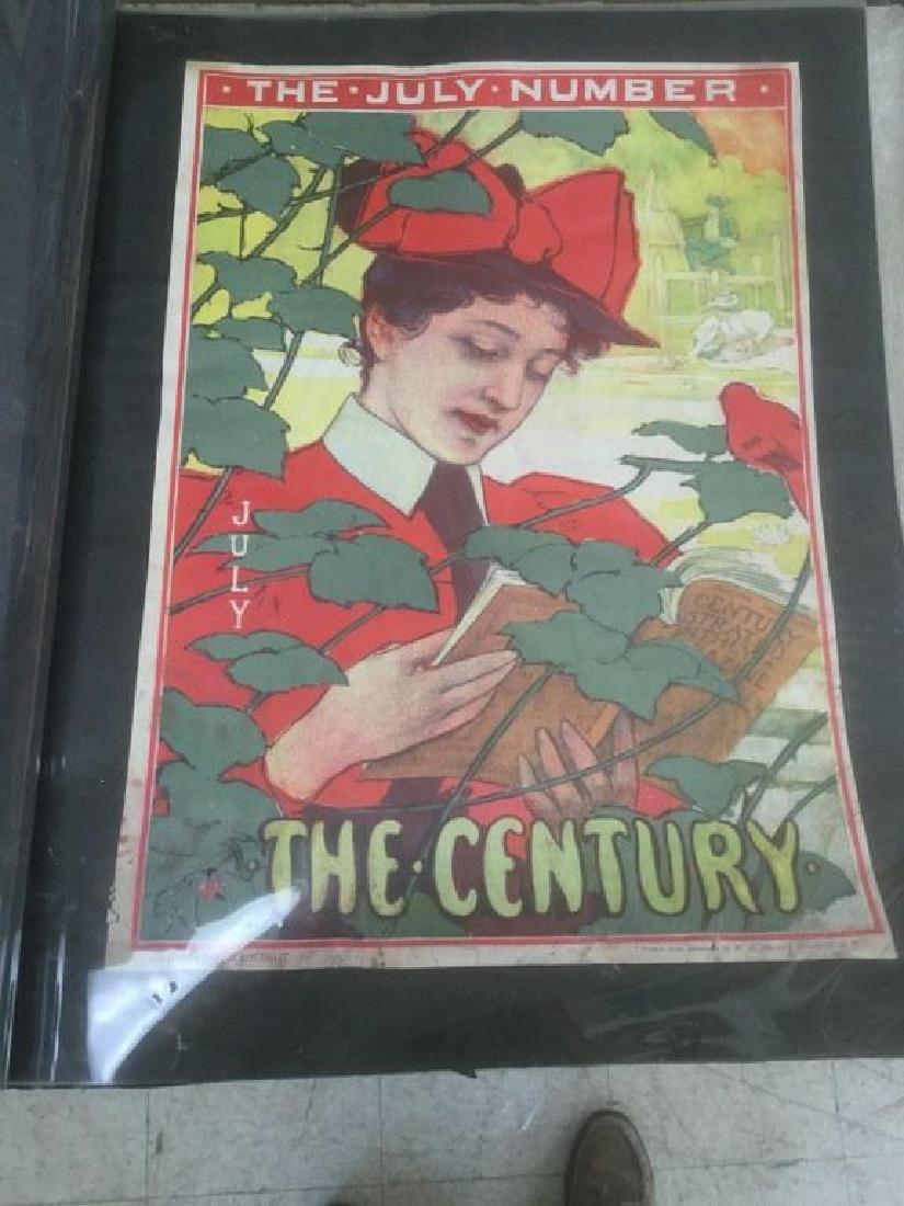 AS IS PORTFOLIO W/23 TURN OF THE CENTURY LITERARY - 2