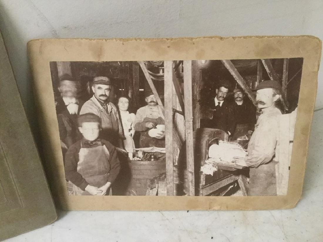 LOT OF EARLY PHOTOGRAPHY WITH LARGE BAND PHOTOS, SNAP - 5