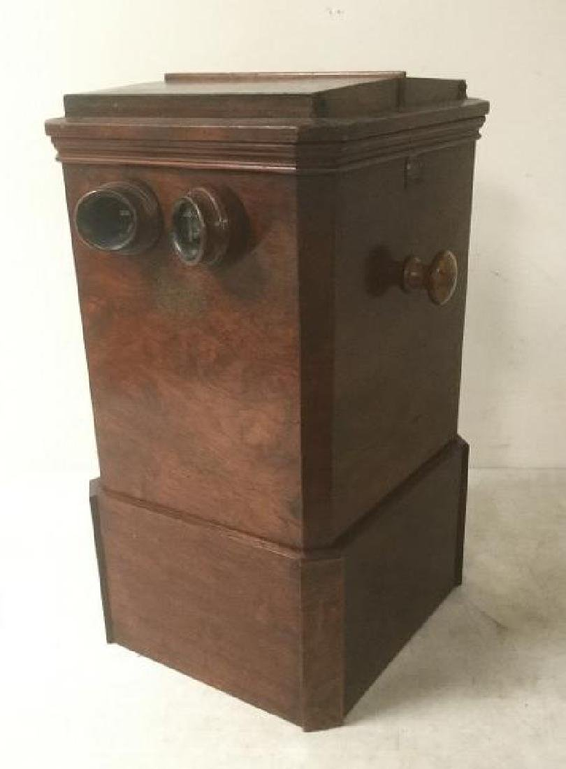 BECKERS VIEWER, NICE AS FOUND ESTATE CONDITION, WOOD