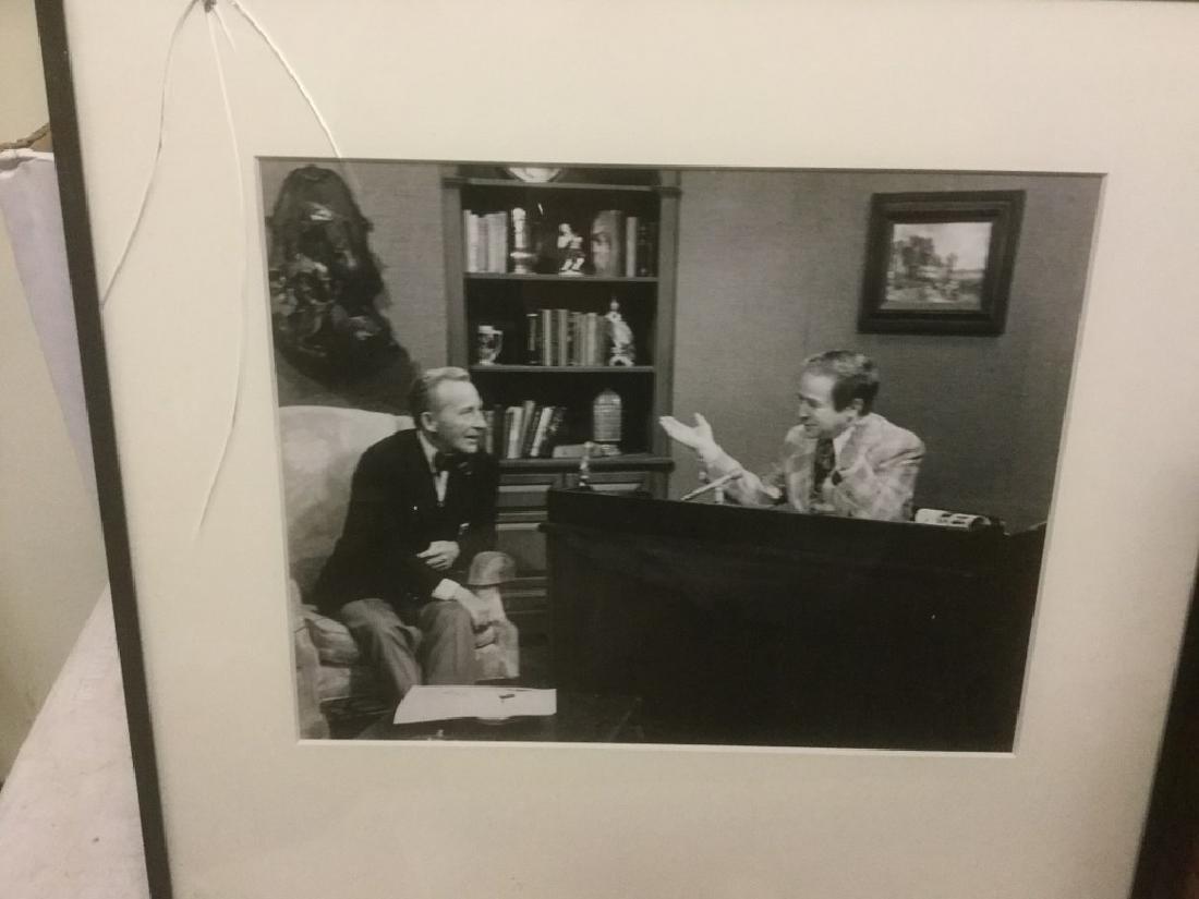 JOE FRANKLIN RADIO HOST ICON-10 FRAMED PHOTOS FROM HIS - 2