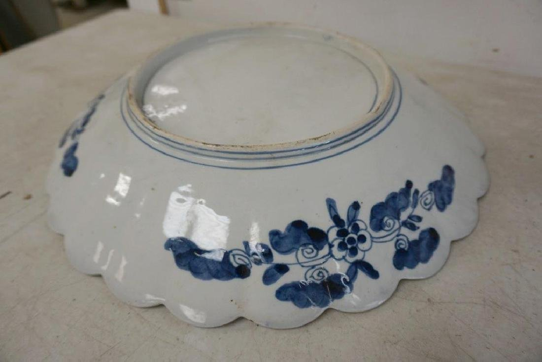 EARLY JAPANESE IMARI CHARGER BEAUTIFULLY DECORATED, IN - 7