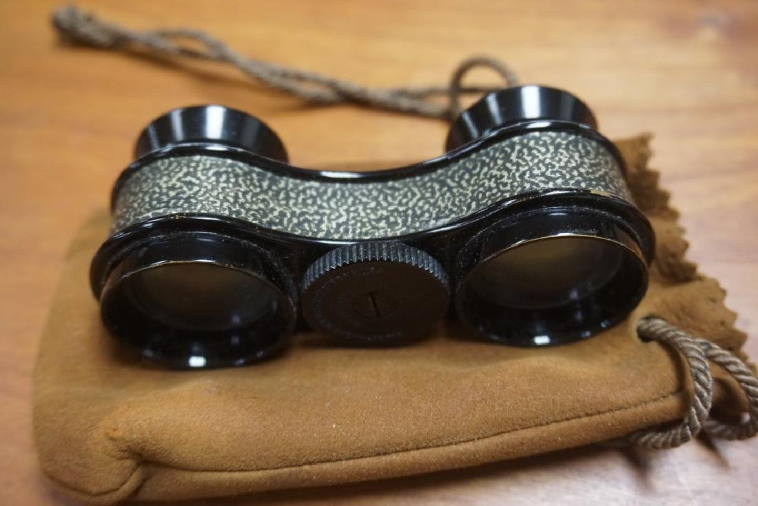 LORGNETTE & BAUSCH AND LOMB SPORT GLASSES, VERY GOOD - 4