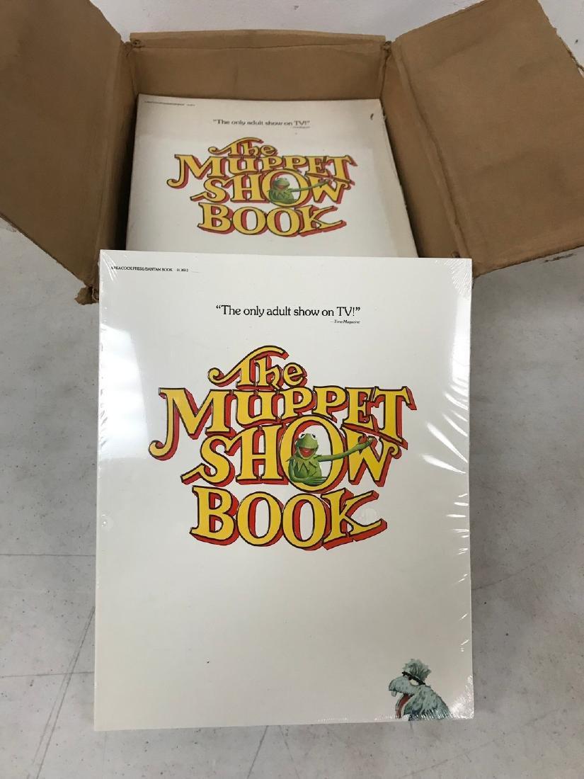 (8) THE MUPPET SHOW BOOK, UNUSED, STILL IN ORIGINAL