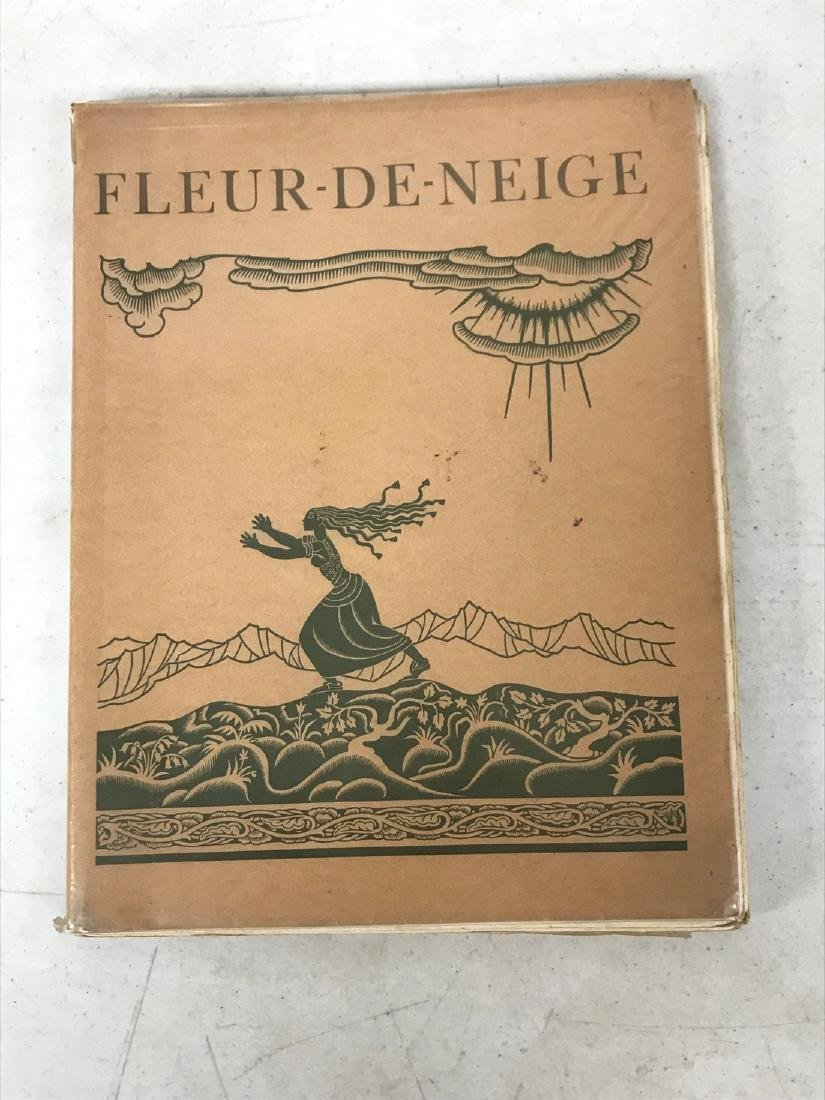 FLEUR-DE-NEIGE ET D